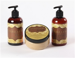 QSP: Vanilla Fig: 3 Piece Product Set