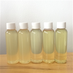 Massage/Bath Oil Bases (Sampler Set)